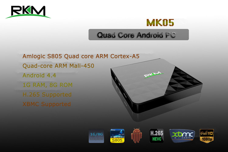 Quad Core Android PC MK05 - Android PC - Product - Shenzhen